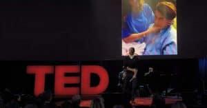 Wirtualna Rzeczywistość na Ted 2016